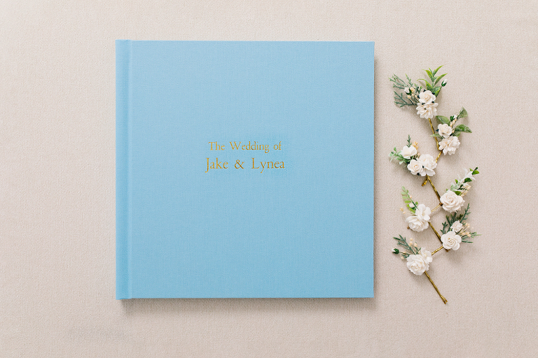Wedding package photobook